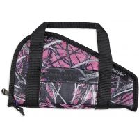 Bulldog Cases Muddy Girl Camo Pistol Rug with Accessory Pocket