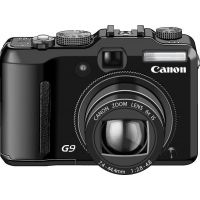 Canon PowerShot G9 12.1 MP Digital Camera w/ 6x Optical Image Stabilizer IS 2082B001