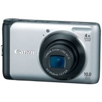Canon 10 Megapixel PowerShot A3000 IS Digital Camera w/ 2.7 inch TFT Color LCD Screen