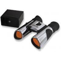Carson Cat-Eye 10x25mm Compact Binoculars with Leather Box CE-125LB