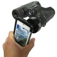 Carson HookUpz iPhone 5 / iPhone 5S Binocular Adapter