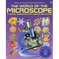 Celestron, The World of the Microscope Book