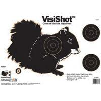 Champion Traps and Targets VisiShot Squirrel Targets - 45807