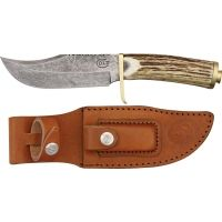 Colt 45 Bowie Fixed Blade Knife