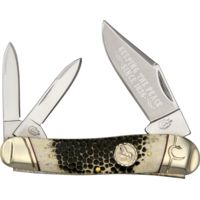 Colt Buckshot Bone Swayback Folding Knife