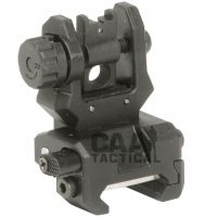 Command Arms Flip Rear Sight