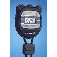 VWR Water-Resistant/Shock-Resistant Stopwatch 1045 Water-Resistant/Shock-Resistant Stopwatch