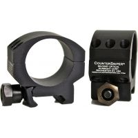 CounterSniper Optics Scope Ring Mounts for 30mm Scopes