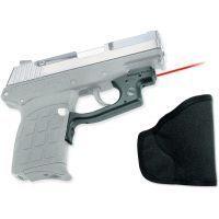Crimson Trace Laserguard Laser Sight for Kel-Tec PF-9 Pocket Pistol LG 435