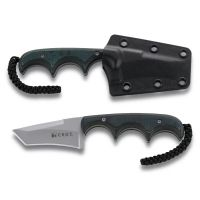CRKT Minimalist Tanto Knife by Alan Folts - 5.13in Overall Length