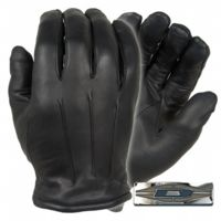 Damascus Pulse Thinsulate Lined Leather Dress Gloves