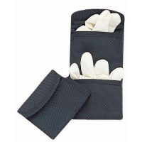 DeSantis Ambidextrous - Black - Double Latex Glove Pouch N39BJZZZ4