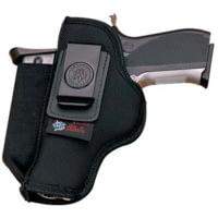 DeSantis Ambidextrous Black Kingston Car Seat Holster N92BJLAZ0 - BERETTA COUGAR 9/40, 92 CENT, 92 COMPACT, 92F, 96 CENT