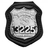 DeSantis NYPD Badge Holder - Style U30 U30BJG1Z0