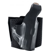 DeSantis Right Hand Black Lined Die Hard Ankle Rig Holster 014PCL7Z0 - S&W M&P COMPACT 9/40