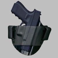 DeSantis Left Hand Black Scorpion Holster 038KBF3Z0 - H&K USP COMPACT 9/40, P2000, P2000SK