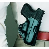 DeSantis Right Hand Black Top Cop Holster 037BA21Z0 - SPRINGFIELD 1911-A1 5in.