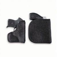 DeSantis Ambidexterous Black Super Fly Holster M44BJN3Z0 - RUGER LCR 1 7/8in., SP101 2in.