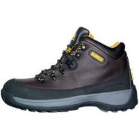 DeWALT Work Boots Bevel Bark Steel Toe 2010-08