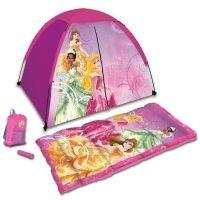 Disney Princess 4 Piece Kids Camp Set