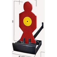 Do-All Outdoors Body Shot Targets for 9mm and 30.06