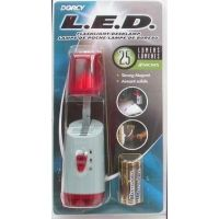 Dorcy 25 Lumens- 3AAA LED Foldable Lamp w/ Batteries 41-4214