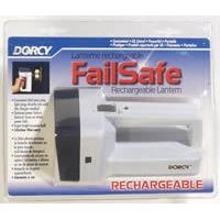 Dorcy FailSafe Rechargeable Lantern (Clamshell) 41-1033