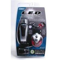 Dorcy LED Bike Safety Light Combo w/ Batteries 41-3388