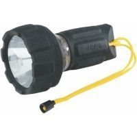 Energizer 2-In-1 4 AA Spot Light Area Light Rugged Flashlight w/ Batteries