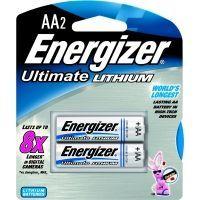 Energizer E2 Performance Lithium AA Batteries