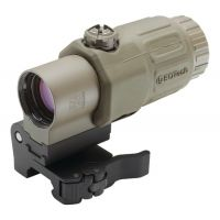 EOTech G33 3x Magnifier w/ STS Mount for Red Dot Sights