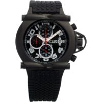 Equipe Q601 Rollbar Mens Watch - Timer and Date Subdials, Quartz