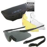 e4c1fe002d ESS Interchangeable Component Eyeshield (ICE) 2.4 Safety Sunglasses ...