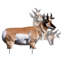 Extreme Dimension Wildlife Calls Phantom HD Decoy-Pronghorn