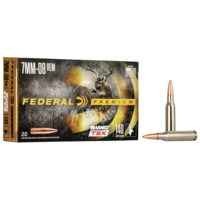 Rate and Review Federal Premium BARNES TSX 7mm-08 ...