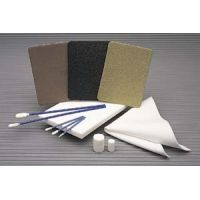 Foamex/Wilshire UltraSOLV Chamber Cleaning Pads, Wipers, and Swabs, Foamex Asia WCC HT4536D-10 Diamond Pads 360-Grit