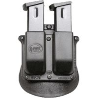 Fobus Double Mag Pouch Universal 9mm & 40 Dbl. Stack 6909P