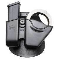 Fobus Handcuff / Magazine Combo Paddle Pouch / Case / Holster for Glock / H&K 9/40 pistols magazines CU9G