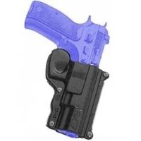 Fobus Standard Belt Right Hand Holsters - CZ Compact (PCR) 75DBH