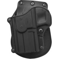 """Fobus Roto Left Hand Holster - Roto-Paddle Left - Springfield Armory XD / HS 2000 9 / 357 / 40 5"""" 4"""" / Sig 2022 / H&K P2000 SP11RPL"""