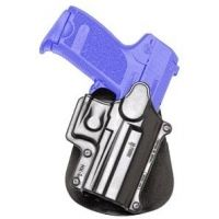 Fobus Roto Left Hand Paddle Holsters - H&K Compact & USP 9mm, 40 / 45, Full Size 9mm, 40, S&W Sigma 9 / 40 VE / E / G, FN49, Taurus Millenium .40 HK1RPL