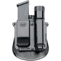 Fobus Flashlight / Single-Mag Paddle Pouch - Surefire 3P/6P/9P & Glock/ H&K 9/40 Mags SF6900