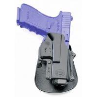 "Fobus Thumb Break Roto Holster, Right Hand - Roto-Belt - Springfield Armory XD / HS 2000 9 / 357 / 40 5"" 4"" / Sig 2022 / H&K P2000 SP11TRB"