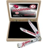 Frost Alabama Crimson Tide Knife