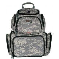 GPS Wild About Hunting The Handgunner Backpack Black GPS-1711BP