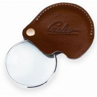 Galco Magnifying Glass With Case