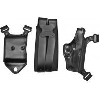 Galco Miami Classic II Right Hand Shoulder System for Colt 5 Inch 1911