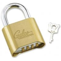 Galco Set-Your-Own Combination Padlock Ambidextrous L502