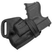 Galco Springfield XD 9/40 3 Inch S.O.B. Small Of Back Holster