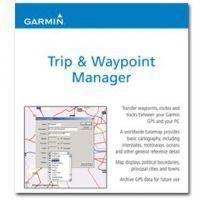 Garmin MapSource Trip and Waypoint Manager